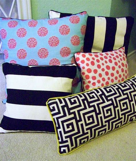 Sewing Patterns For Pillows by All New Sewing Pillow Ideas Diy Pillow