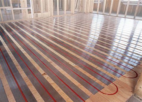 Floor Heating by Revco Electrical Inc