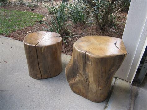 Tree Trunk Garden Seats 19 Creative Ways Of Turning Logs