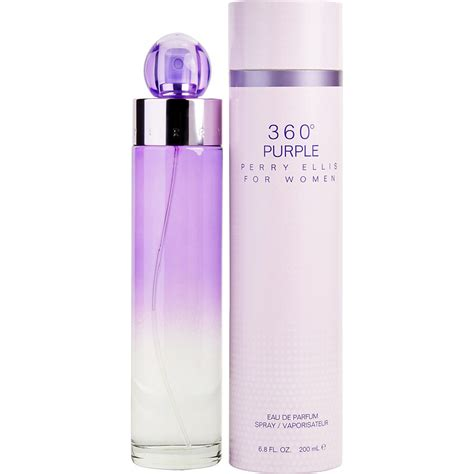 Perry Ellis Perry Ellis perry ellis 360 purple eau de parfum for by perry