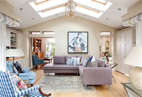 interior decorators belfast family home