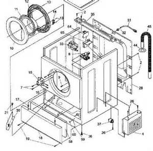 Photos of Whirlpool Front Load Washer Parts Diagram