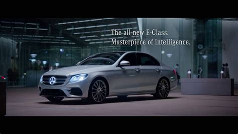 mercedes ads 2016 2017 e class commercial the future mercedes