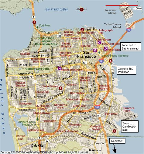 san francisco map picture california history timeline october 7 14 california