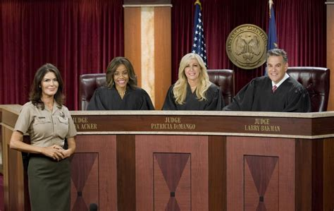 judge judy hot bench former brooklyn judge stars in cbs court show hot bench