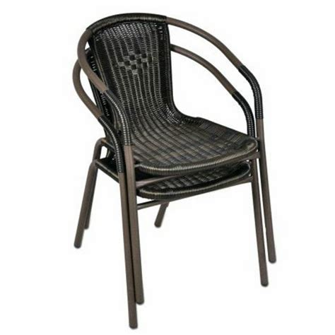 tavoli e sedie per bar da esterno sedie bistrot per arredamento esterno bar in polyrattan