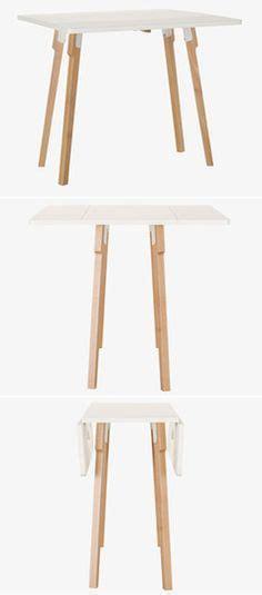 folding expanding tables small space solutions mesa dobr 225 vel ou retr 225 til on pinterest 16 pins