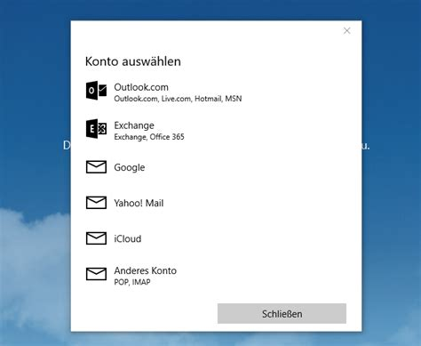 Windows 10 Search Email Windows 10 Mail Account Einrichten So Geht S Chip