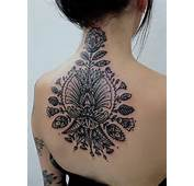 Gorgeous Tribal Flower Tattoo For Women  Ranking
