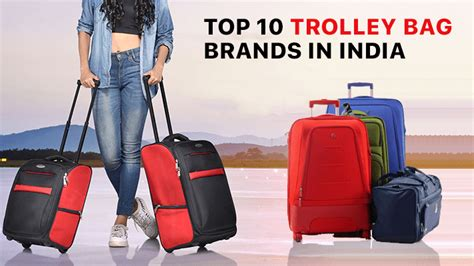 best trolley 10 best trolley bag brands in india 2019 for your travels