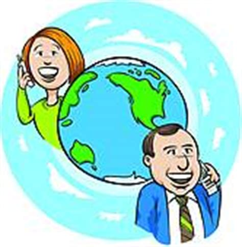 Phone Lookup International Calls Clipart Of Phone Call Split Screen K19495551 Search Clip Illustration Murals