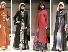 Trend Model Baju Muslim Terbaru