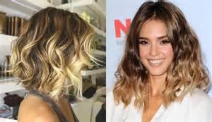 Casual long wavy bob hairstyles medium hair styles ideas