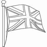 du drapeau anglais pour imprimer le coloriage du drapeau anglais ...