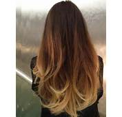 Ombre Hair – Lovely And Smooth A Fabulous Photograph From