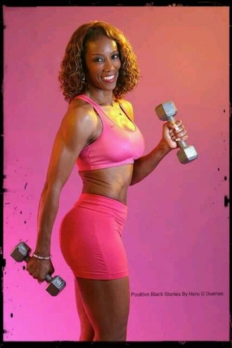 black women at 60 60 year old body builder wendy ida the way to age