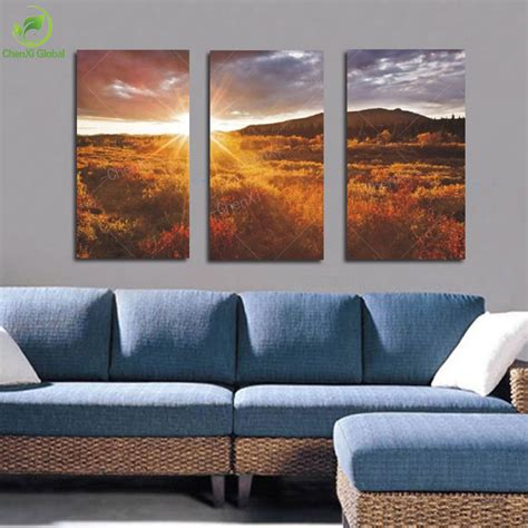 3 canvas wall 3 mordern canvas wall painting picture canvas painting beautiful landscape home