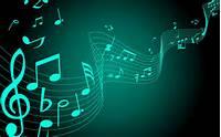 Harmony Music Notes Wallpaper