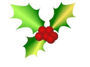 Christmas Holly Clip Art Free » Home Design 2017