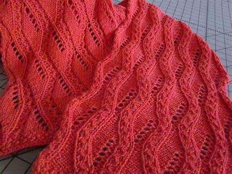 knitting pattern errors treillage lace scarf and wrap knitting pattern by knitting