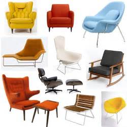 Mid Century Modern Furniture Nifty Thrifty Owl Mid Century Modern Furniture Lounge Chairs