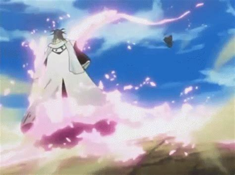 imagenes con movimiento bleach byakuya gif find share on giphy