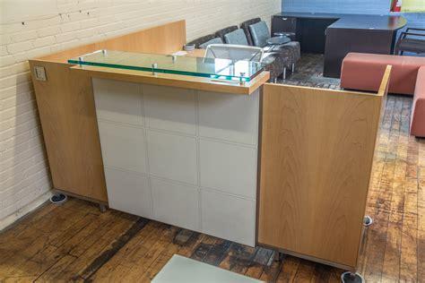 Tuohy Reception Desk Tuohy Reception Desk Tuohy Arrive Reception Desk Tangram Tuohy Arrive Reception Desk Tangram