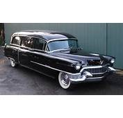 For Sale 1955 Cadillac Hearse By Meteor