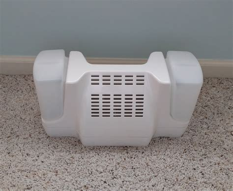 versonel eco friendly smart portable floor vent humidifier