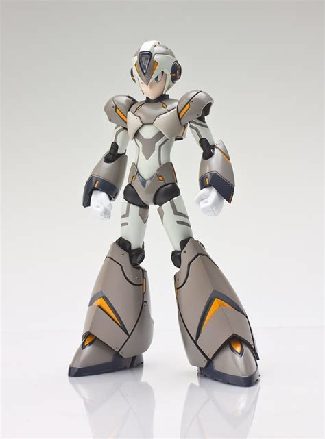 megaman x figure upcoming tru megaman x test color x kickstarter