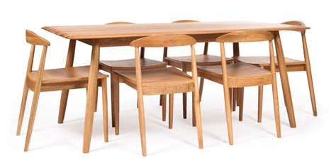 nordic dining table make your house a home bendigo