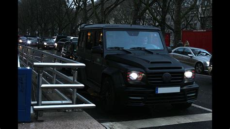 Farid Bangs Auto by Farid In His Mansory Gronos