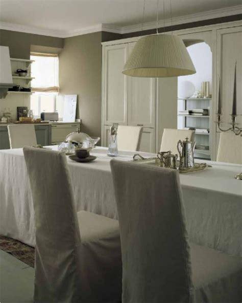 cucina sala da pranzo cucina classica color lino e creta
