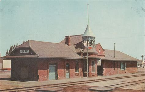 and trolley stations santa fe railway station at
