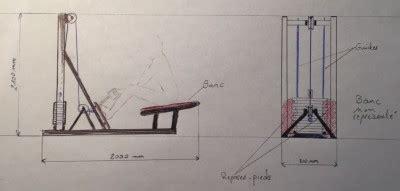 Home gym : se fabriquer une station poulie basse