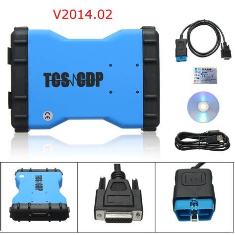 2014 02 Tcs Cdp Pro Obd2 Auto Diagnostic Tool For Cars Trucks generic auto cars trucks tcs cdp pro and vci obd2