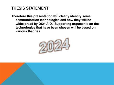 technology thesis statement thesis statement technology communication on