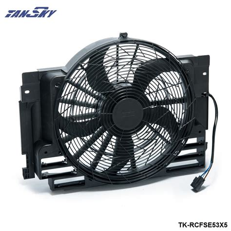 condenser fan blade replacement tansky ac radiator condenser pusher fan 5 blade