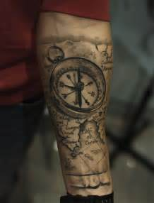 the 25 best nautical compass tattoo ideas on pinterest