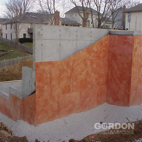 kansas city basement foundation waterproofing gordon