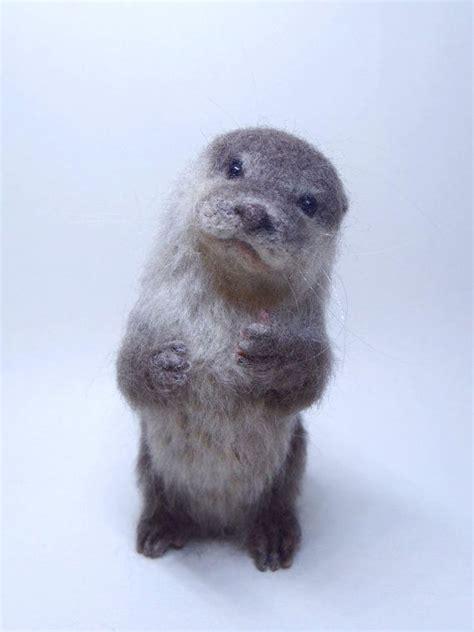 felt otter pattern 270 best otterly cute images on pinterest baby otters