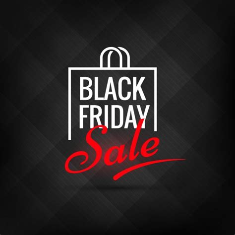 black friday sale creative black friday sale poster vector free download