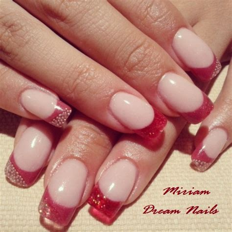 fotos de uñas de acrilico rojas unas acrilico rojas imagui