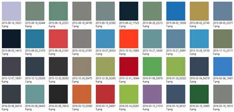 batch colors batch rename images according to color imagemagick