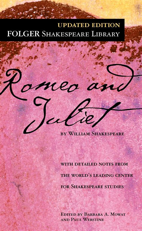 romio and julit romeo and juliet book by william shakespeare dr