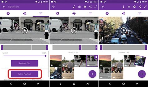 adobe premiere pro how to split a clip how to edit videos on your phone using adobe premiere clip