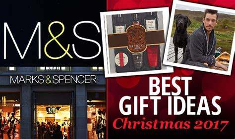 marks and spencer gifts christmas gift ideas 2017 for men