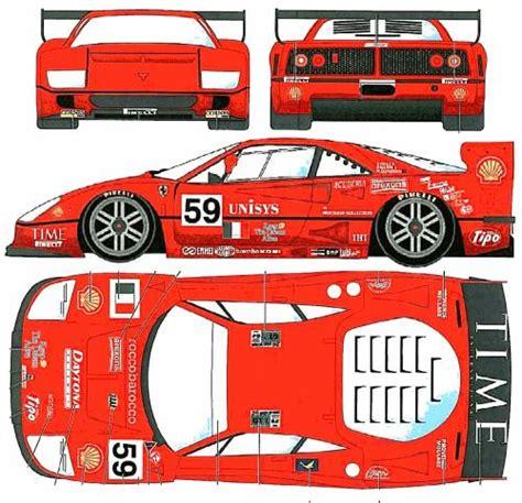 ferrari  gte group gt  racing cars