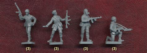 m pact figures plastic soldier review esci warsaw pact troops