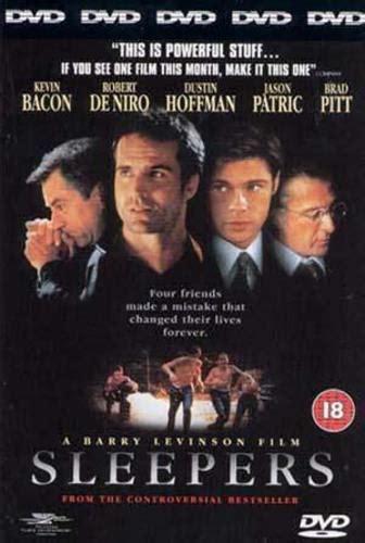 Brad Pitt Robert De Niro Kevin Bacon Sleepers Dvd 1998 Kevin Bacon Ebay
